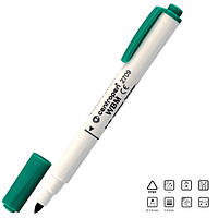 Маркер для доски Centropen 2709 1-2мм зеленый
