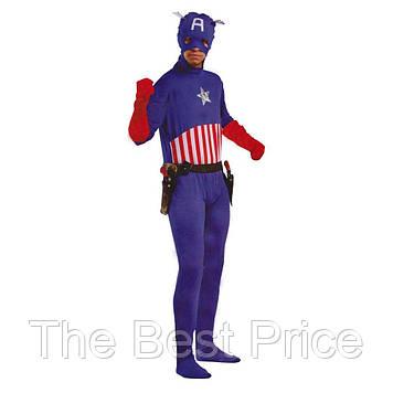 Карнавальний костюм Капітан Америка S