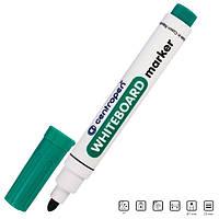 Маркер для доски Centropen 8559 2,5 мм зеленый