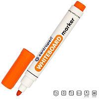 Маркер для доски Centropen 8559 2,5 мм оранжевый
