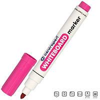 Маркер для доски Centropen 8559 2,5 мм розовый