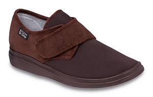 Обувь для диабетиков мужская DrOrto 131 M 005 полуботинки диабетические для стопы проблемных ног пожилых