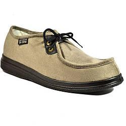 Обувь для диабетиков мужская DrOrto 871 M 006 полуботинки диабетические для стопы проблемных ног пожилых