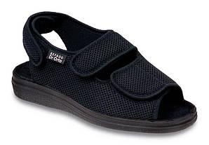 Обувь для диабетиков мужская DrOrto 733 M 007 сандалии диабетические для стопы проблемных ног пожилых