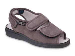 Обувь для диабетиков мужская DrOrto 733 M 006 сандалии диабетические для стопы проблемных ног пожилых