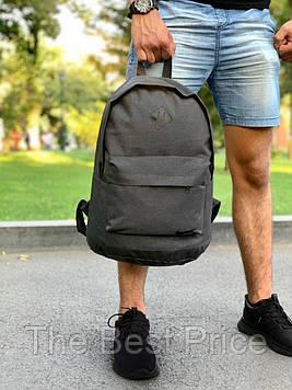 Рюкзак городской для ноутбука Nike темно - серый