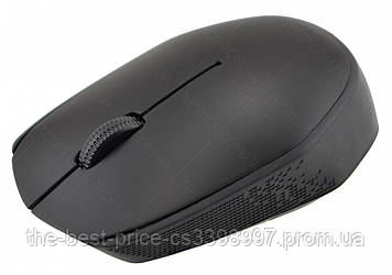 Безпровідна оптична мишка UKC 218 Black (4703)