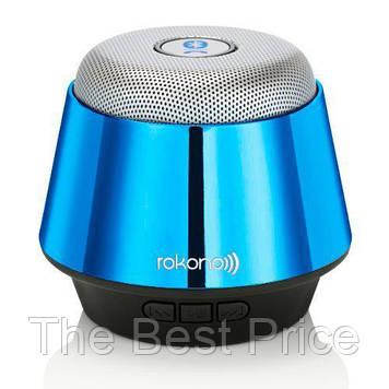 Портативна bluetooth MP3 колонка Rokono B10 BASS Синя