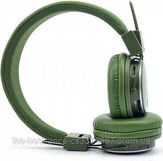 Навушники НЯ MRH-8809 micro SD player (4556)