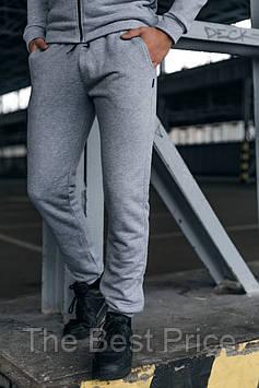 Штаны Спортивные мужские Cosmo Intruder серые трикотажные