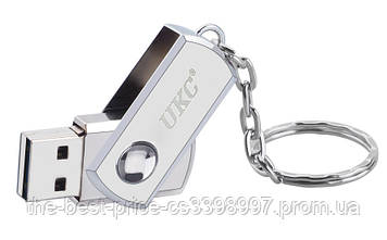 Флеш память (флешка) USB UKC JetFlash 8GB Silver