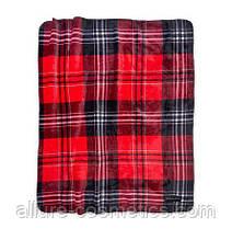 Плед Victoria's Secret Fine Plaid Sherpa Blanket