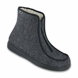 Обувь для диабетиков мужская DrOrto 996 M 004 зимние ботинки диабетические для стопы проблемных ног пожилых