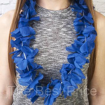 Гавайские леи Орхидеи (синие)