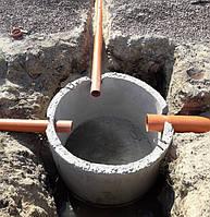 Монтаж ливневой (дождевой) канализации. Житомир