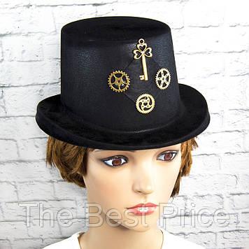 Шляпа детская Механик (флок) 9364