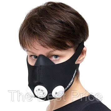Маска для тренування дихання Training Mask Elevation 2.0 чохол (12315)