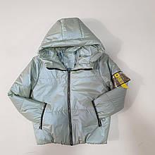 Подростковая куртка для девочки р. 12-16 лет