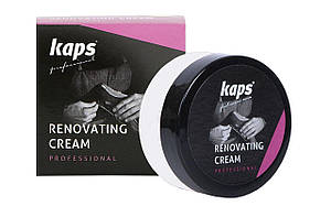 Відновлюючий крем для взуття, рідка шкіра Kaps Renovating Cream25 ml