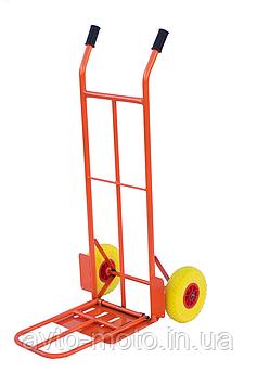 Тележка двухколесная  Orange 2801 Пенополиуретановые колеса