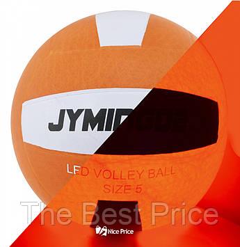 М'яч волейбольний з LED Підсвічуванням Jymingde 5 розмір