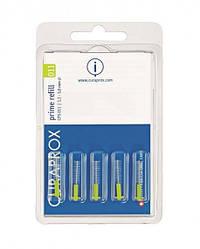 Набор межзубных ершиков Curaprox Prime Refill 5 d 1,1 мм, 5 шт.
