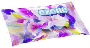 """Волога серветка інтим гігієна """"OZONE"""" (15)/132"""