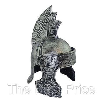 Шлем Ахиллеса серебрянный