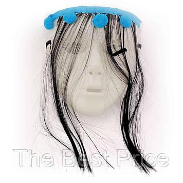 Маска Самара с волосами
