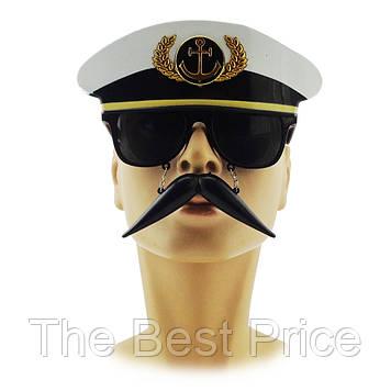 Очки с усами Капитан