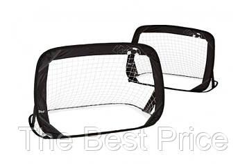 Футбольные ворота раскладные (2 шт) Crivit IAN 331362 120 x 80 x 80 см комплект Black (Германия)