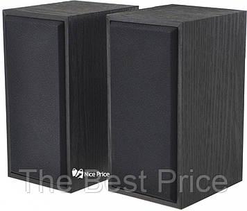 Компьютерные деревянные колонки Prime 2.0 FT-101 Black