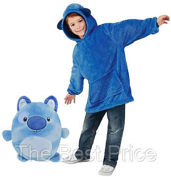 Дитячий худі-трансформер (толстовка) Huggle Pets (Собачка)