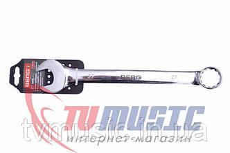 Ключ рожково-накидной Berg 48-321 (27 мм)