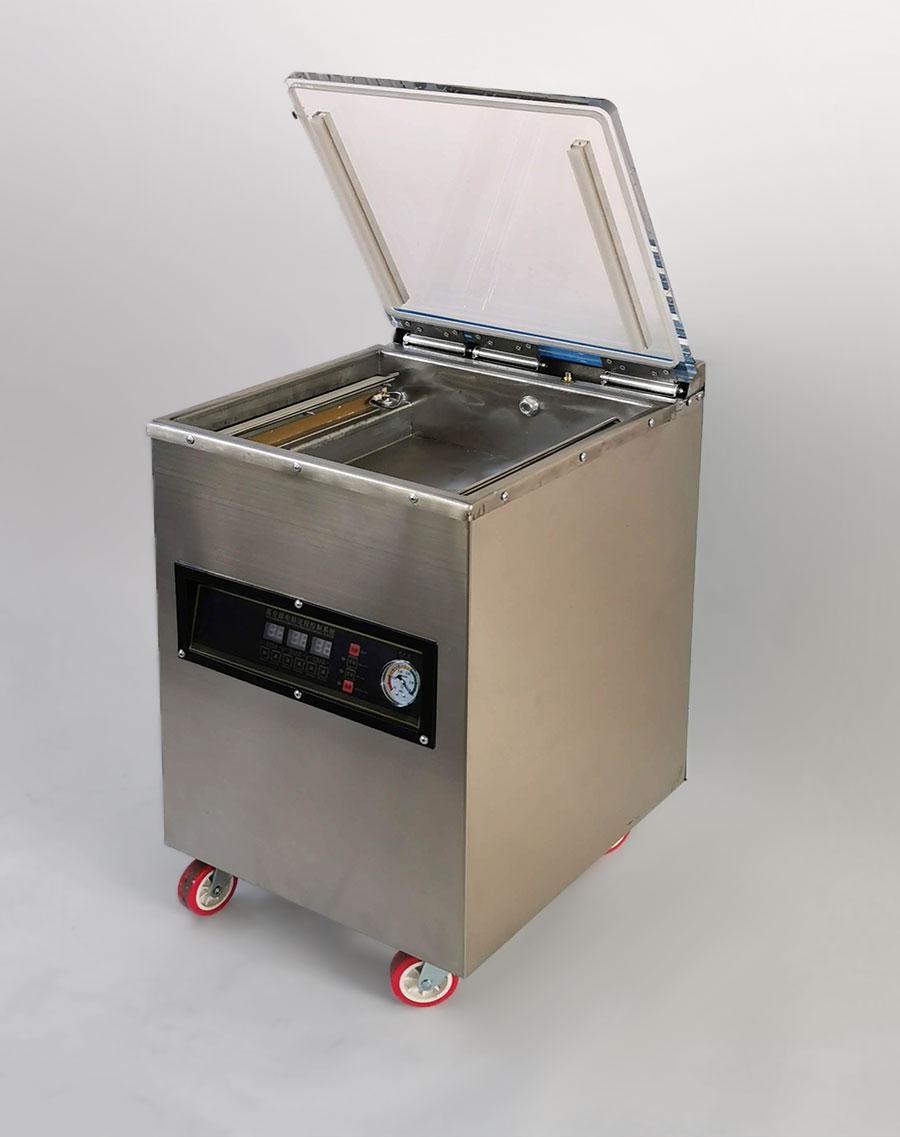 Камерная вакуумная упаковочная машина