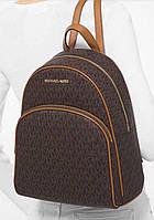 Модний жіночий рюкзак Michael Kors (репліка), фото 1
