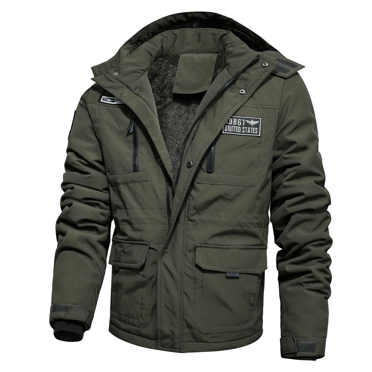 JP US original Мужская  куртка милитари