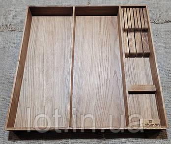 Лоток для столовых приборов от 250мм Lot 103k (индивидуальные размеры)