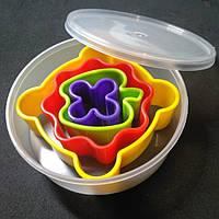 Набор Форм для Печенья из Пластика 4шт в Коробочке, фото 1