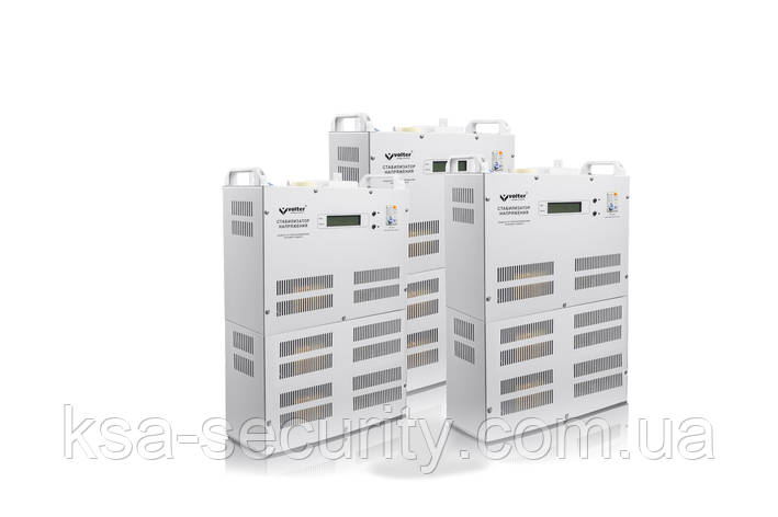 Стабилизатор напряжения трехфазный Volter™-81птс (3*27), фото 2