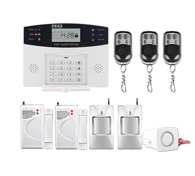 Повний комплект бездротової GSM сигналізації PG500 / B2G / А30 Акція! (комплект 2)