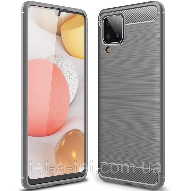Чохол Slim Series для Samsung Galaxy A12 /M12 Grey (Сірий)