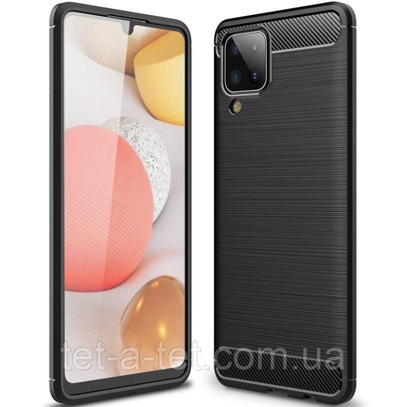 Чехол TPU Slim Series для Samsung Galaxy A12 Black