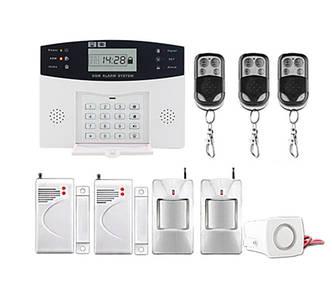 Полный комплект беспроводной GSM сигнализации PG500 / B2G / А30 Акция! (комплект 2)