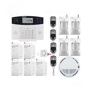 Полный комплект беспроводной GSM сигнализации PG500 / B2G / А30 Акция! (комплект 4)