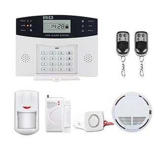 Полный комплект беспроводной GSM сигнализации PG500 / B2G / А30 Акция! (комплект 6)