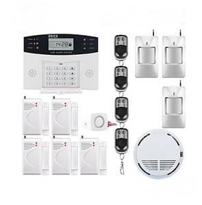 Полный комплект беспроводной GSM сигнализации PG500 / B2G / А30 Акция! (комплект 7)