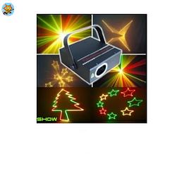 Лазер графический анимационный Big BEUS22 R200mw + G60mw