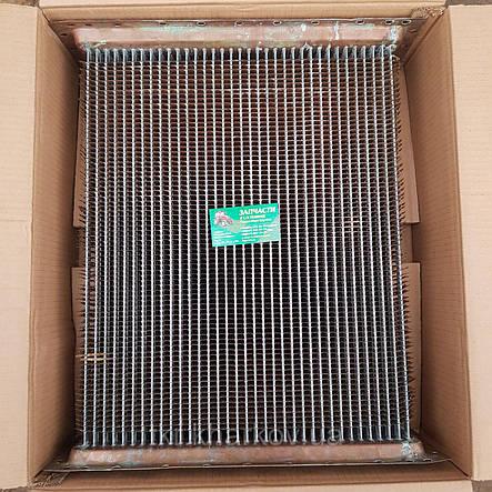 Серцевина радіатора МТЗ, Д-240, Д243 латунна, фото 2