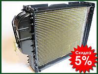 Радиатор водяного охлаждения МТЗ Д-240, Д243 (латунный) 4-х рядный